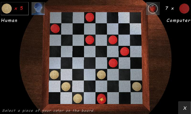 Checkers Lounge 3D- screenshot