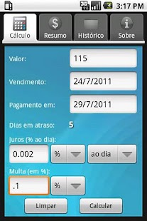 Boleto Pago- screenshot thumbnail