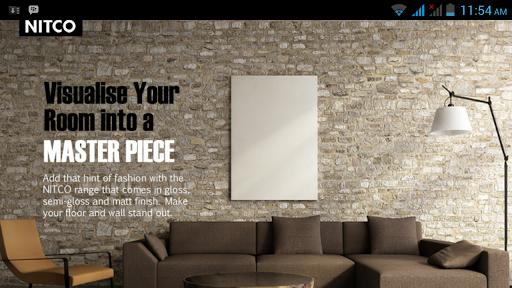 Nitco Visualise Your Room