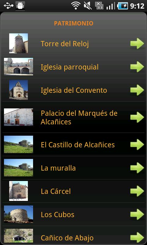 Alcañices Turístico! - screenshot