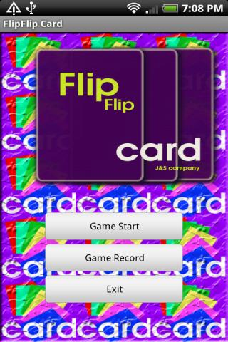 FlipFlip Card Lite - screenshot