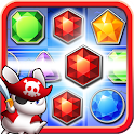 Jewel Pirates -RollPuzzle-