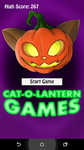 Cat-O-Lantern Catch