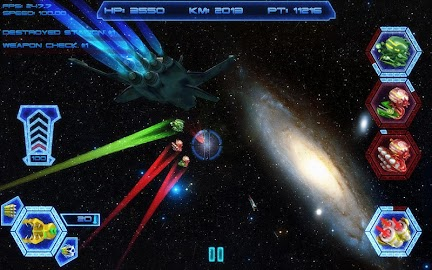 Star Splitter 3D Screenshot 2