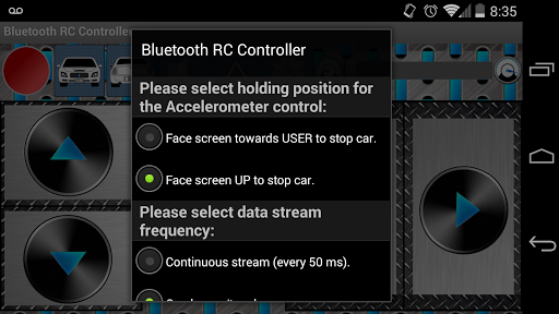 Arduino Bluetooth RC Car 1.7 screenshots 6