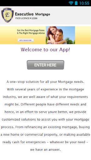 Executive Mortgage Ben