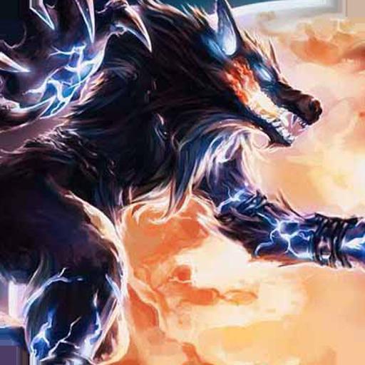 Werewolf and bloodmoon LWP