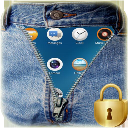 拉链锁屏 工具 LOGO-玩APPs