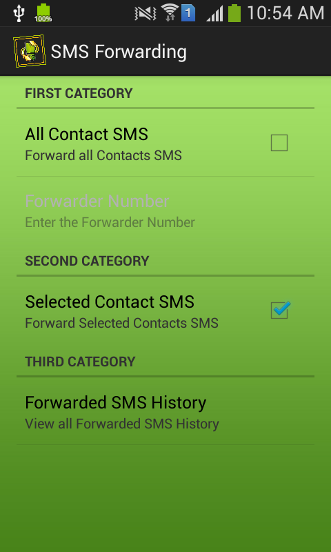 Download SMS Forwarder APK 1 1 1 by satsuma solutions - Free