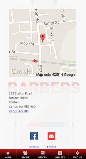 玩商業App|Allans Barbers免費|APP試玩