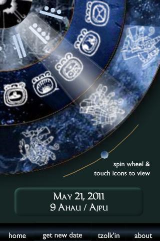 MCP Mayan Tzolkin Lite- screenshot