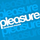 Pleasure Snowboard Magazin