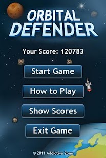 Orbital Defender Full - screenshot thumbnail