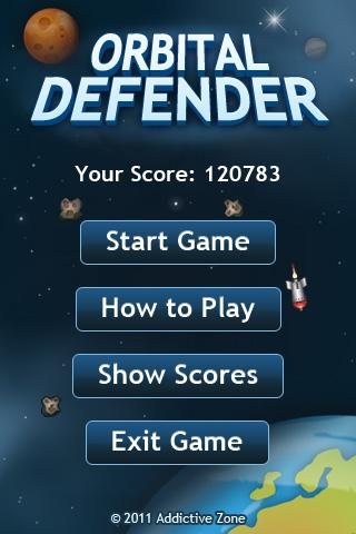Orbital Defender Full - screenshot