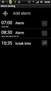 Alarm Clock ! Flower Flow !- screenshot thumbnail