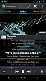 TuneWiki - Lyrics for Music Screenshot 1