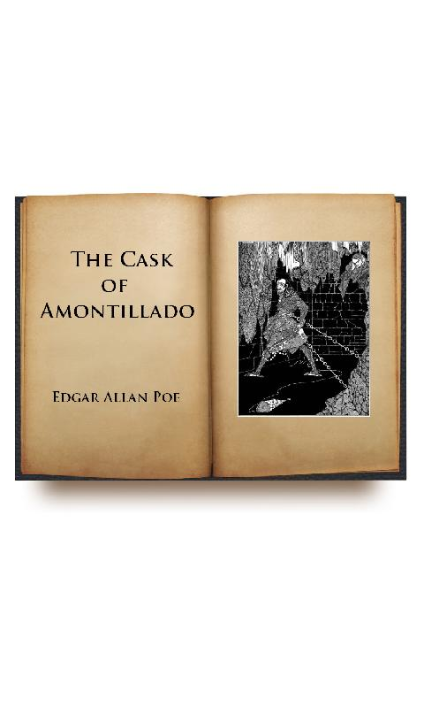 essays on symbolism in the cask of amontillado In edgar allan poe's short story the cask of amontillado, the highly descriptive imageries demonstrate how montresor's preoccupation with pride can easily lead to madness in addition, with the aid of precise information, the author demonstrates how montresor can embody human nature and through this character suggests that every.