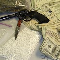 Drugs Cash Guns Live Wallpaper icon