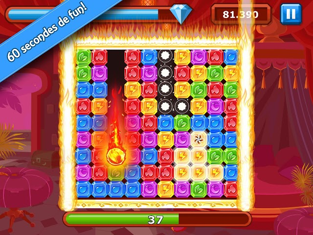 android Diamond Dash Screenshot 5