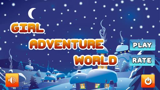Girl Adventure World: Fun Game