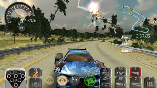 玩賽車遊戲App|装甲飞车 HD (赛车游戏)免費|APP試玩