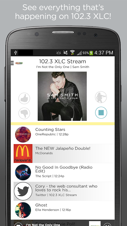 102.3 XLC- screenshot