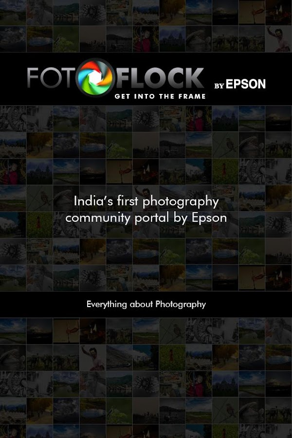 Fotoflock.com- screenshot