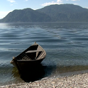 Boat On The Lake HD icon