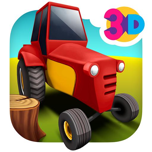 トラクター駐車場 模擬 App LOGO-硬是要APP