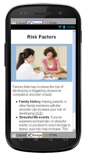 玩免費醫療APP|下載OCD Disease & Symptoms app不用錢|硬是要APP