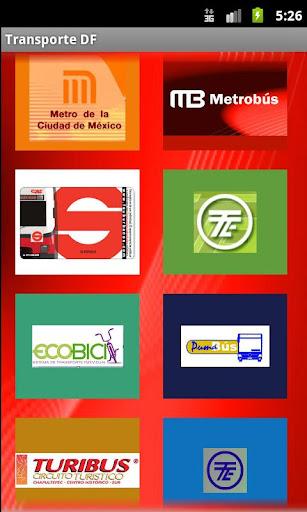 Metro Metrobus Turibus Sub.