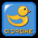 a:Drake logo