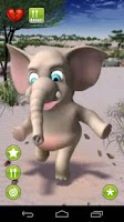 Screenshot of Lolo, the elephant