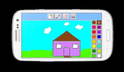 兒童手指繪圖軟件