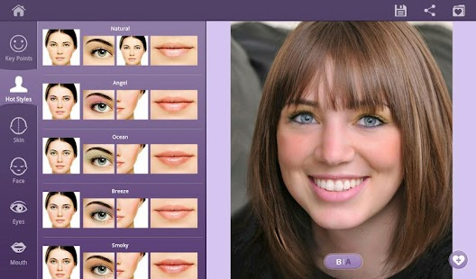 Perfect365: One-Tap Makeover - screenshot thumbnail