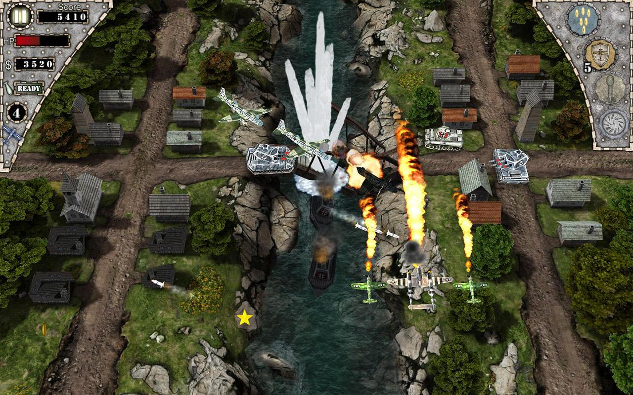 AirAttack HD Lite - screenshot