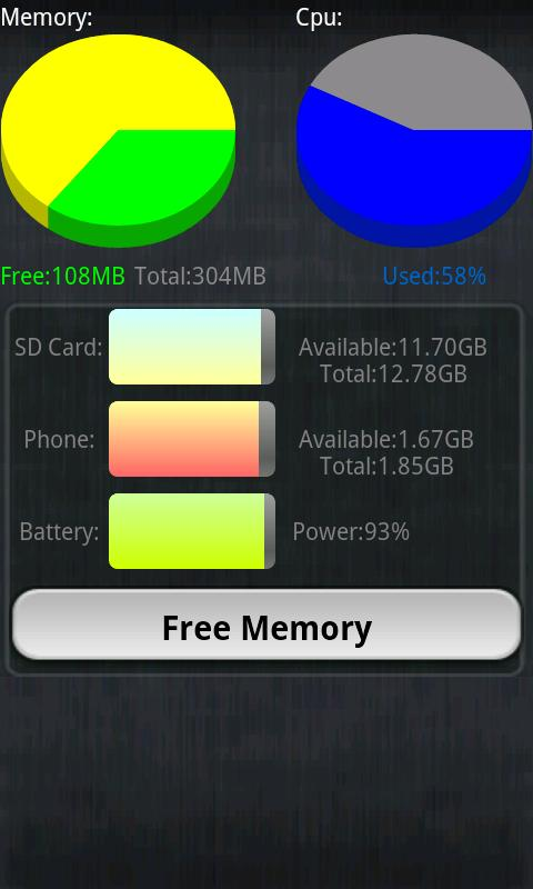 Super aTool Box-cache battery- screenshot