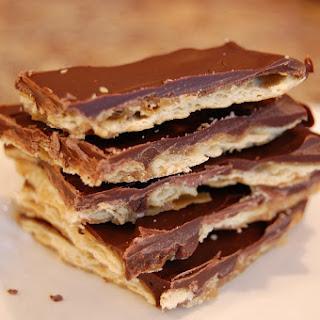 Cracker Toffee.