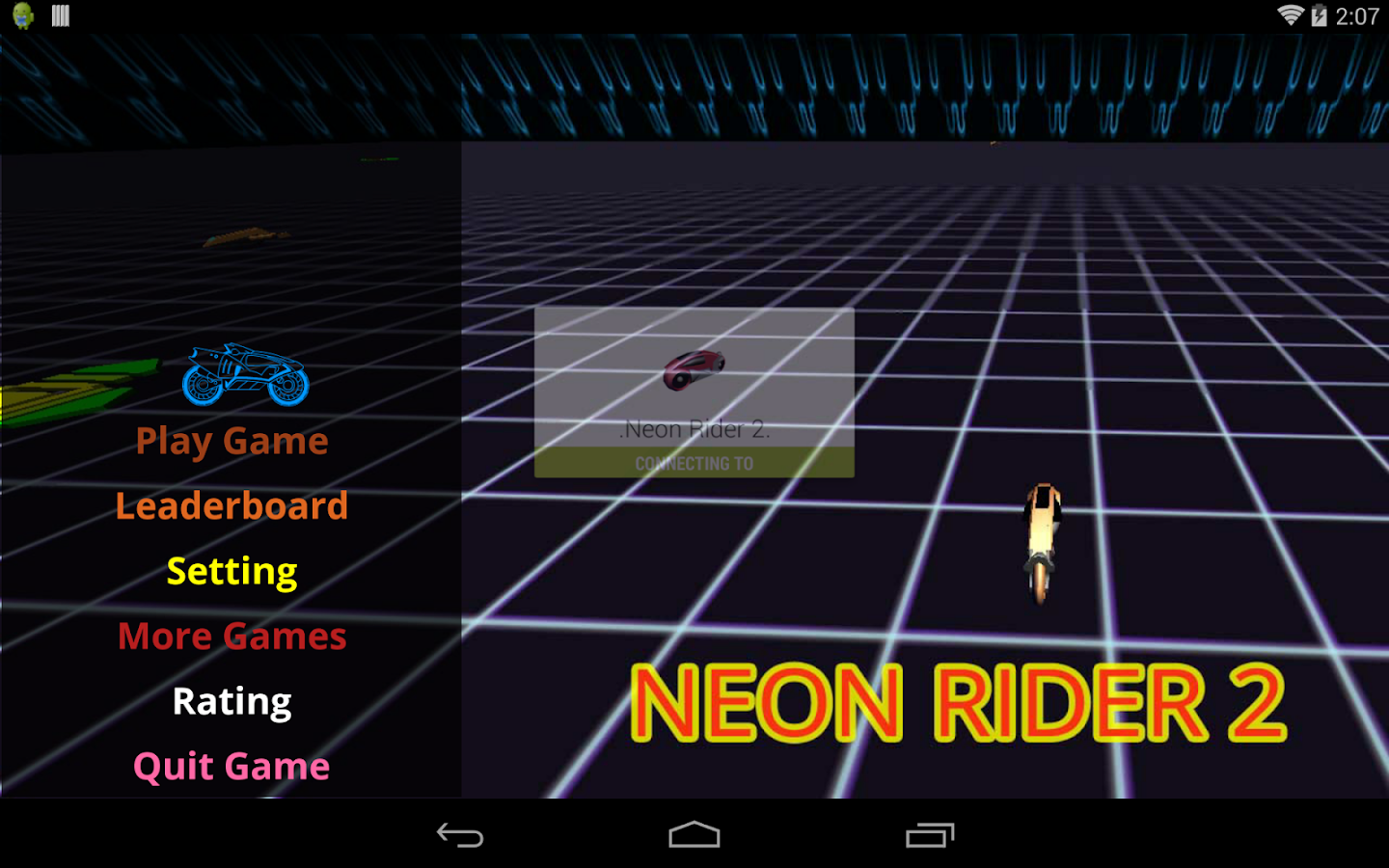 Neon Rider 2 - Android...