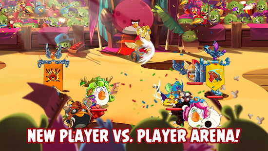 Angry Birds Epic - screenshot thumbnail
