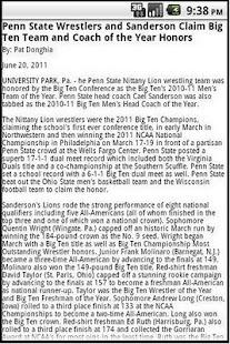 Penn State Wrestling Club- screenshot thumbnail