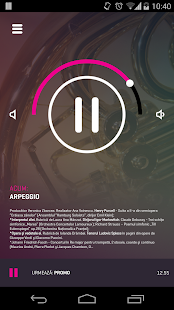 Radio Romania Muzical- screenshot thumbnail