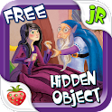 Hidden Jr FREE Snow White icon