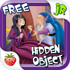 Hidden Jr FREE Snow White icon
