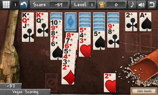 Klondike Solitaire Nation - screenshot thumbnail