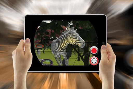 Zebra Hunter - Safari Hunting
