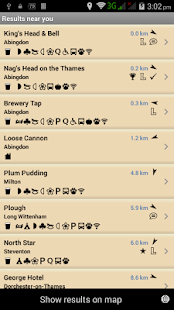 CAMRA Good Beer Guide- screenshot thumbnail