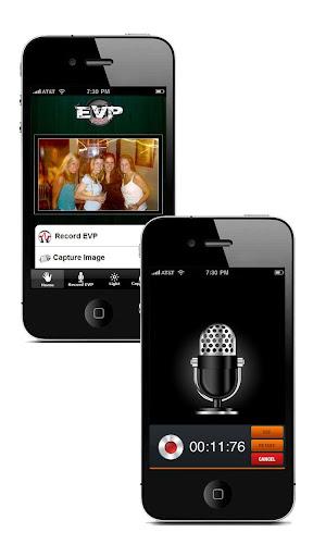 EVP PRO - Ghost Voice Recorder