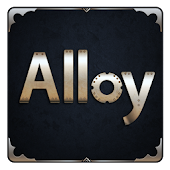 Alloy - GO Launcher Theme