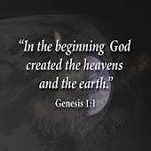 CREATION SERMON